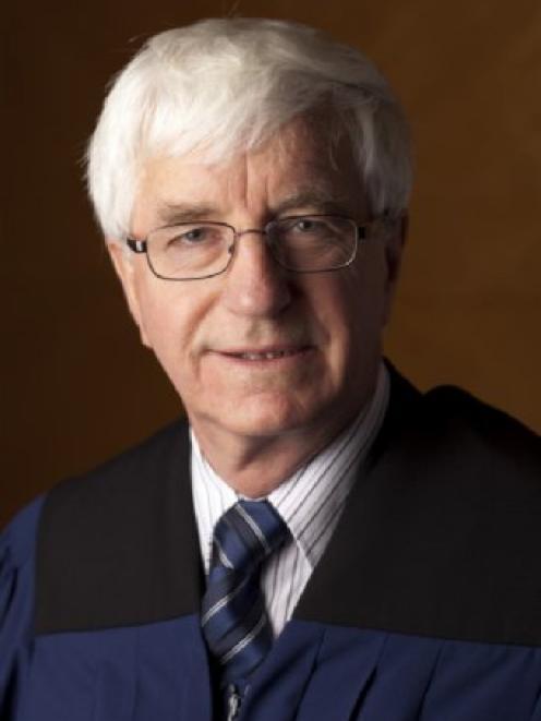 Coroner Richard McElrea