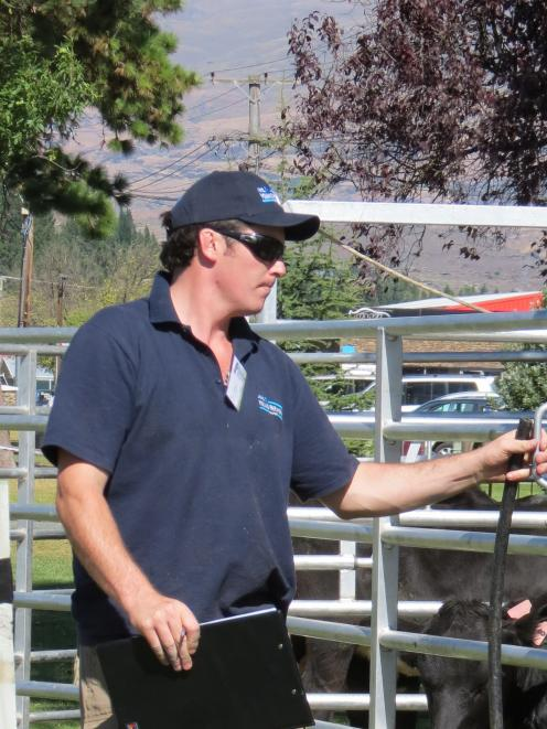 Dairy farmer Dean Rabbidge, of Glenham, will represent Otago-Southland in the 2014 ANZ Young...