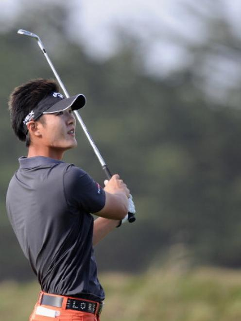 Danny Lee. Photo by Getty