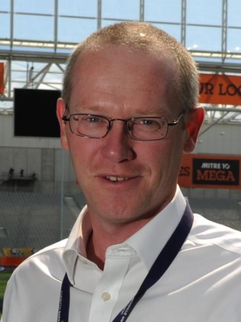 Darren Burden