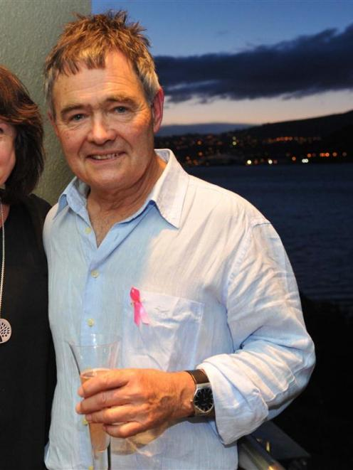 Dave Cull and wife Joan Wilson