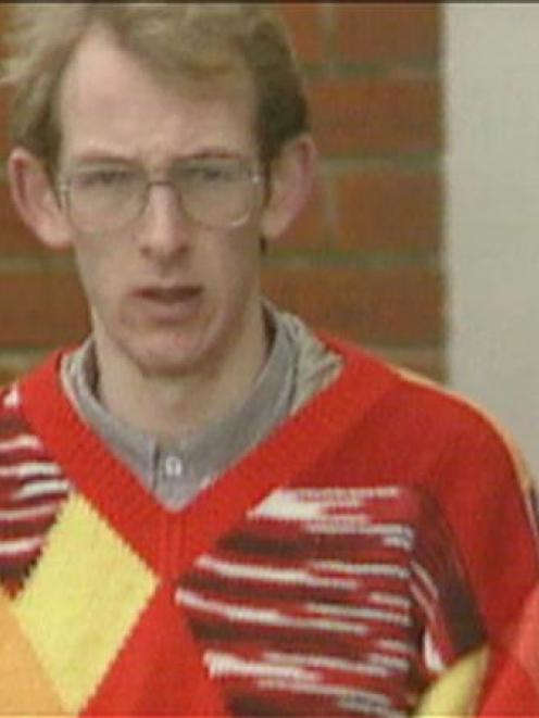 David Bain's jersey was one of the subjects discussed at his trial yesterday. Photo supplied.