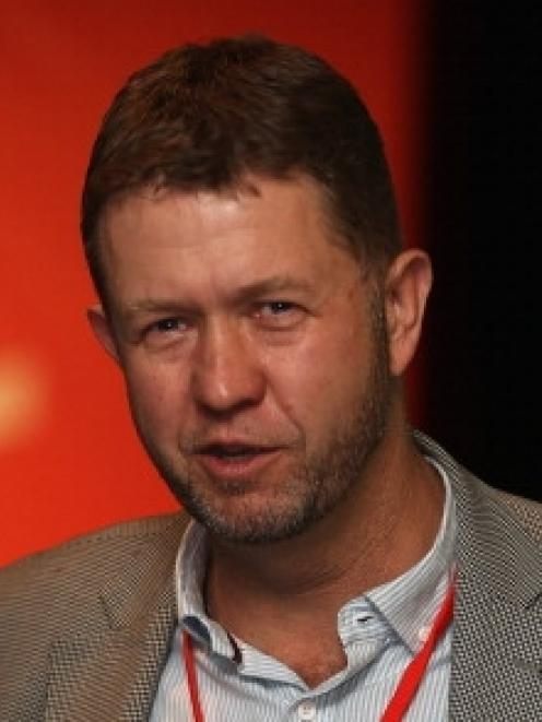 David Cunliffe. Photo by Getty