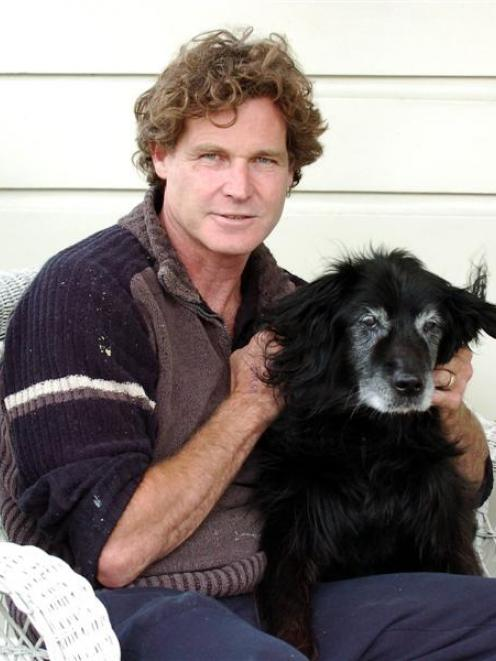 David McNeill, of Dunedin, is curious to know if anybody has a dog older than his best mate, 19...