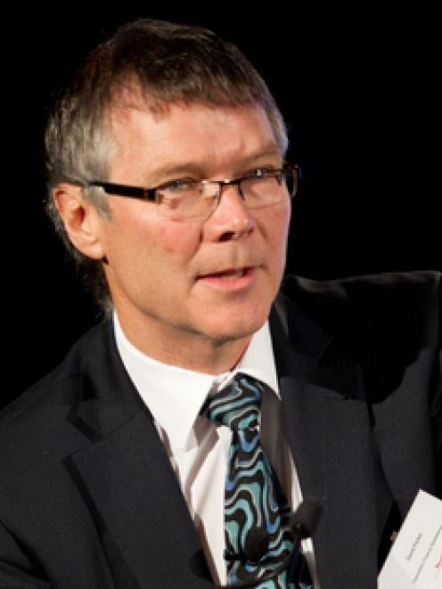 David Parker.