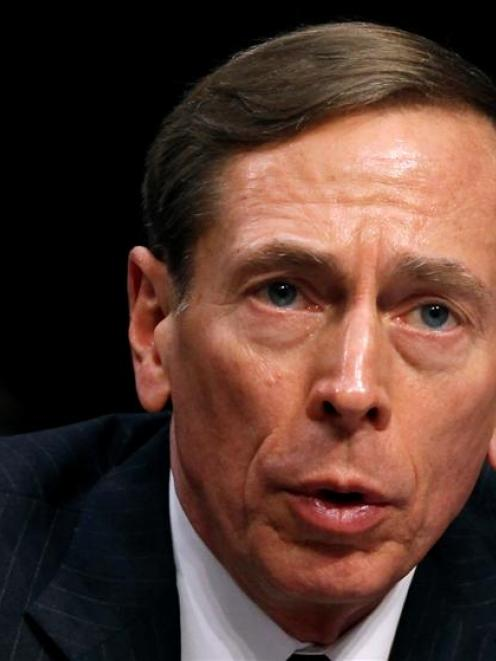David Petraeus is shown in this file photo.  REUTERS/Kevin Lamarque/Files