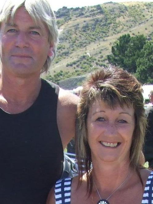 Debbie and Steve McLew.