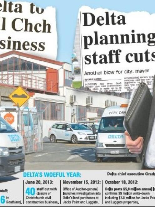 Delta to axe 77 more jobs | Otago Daily Times Online News