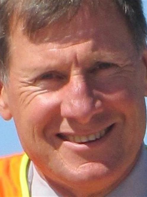 Denis Mander.