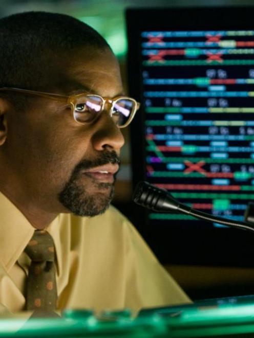 Denzel Washington in 'The Taking of Pelham 123'.