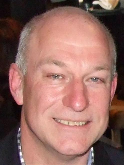 Destination Queenstown chief executive Graham Budd.