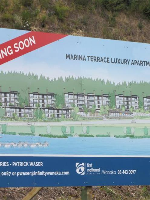 Development of the last undeveloped commercial lakefront land in Roys Bay, Wanaka, is set to go....