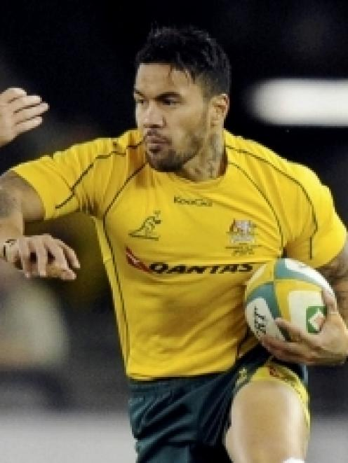Digby Ioane will return to the Wallabies for their match with England at Twickenham next weekend.