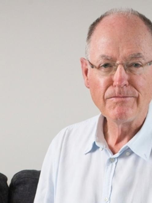 Don Brash. Photo NZ Herald