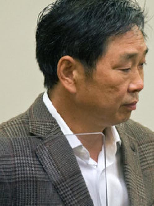 Donghua Liu. Photo NZ Herald