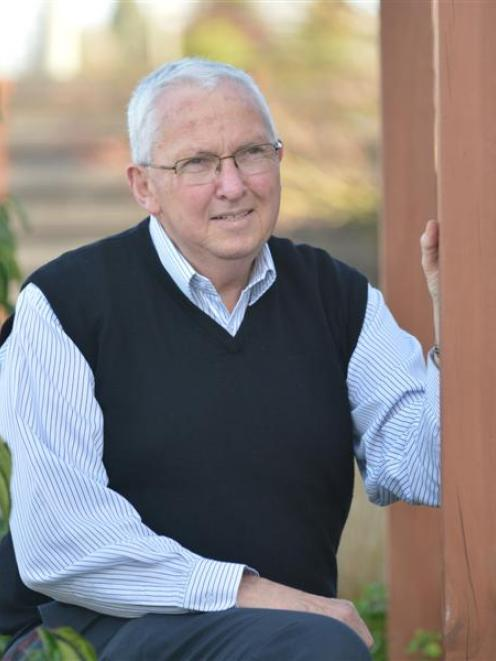 Double-lung recipient Lachie McLachlan (65), of Mosgiel, is thankful to the anonymous donor and...
