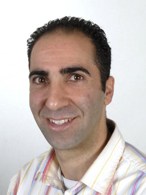 Dr Jacky Zvulun.