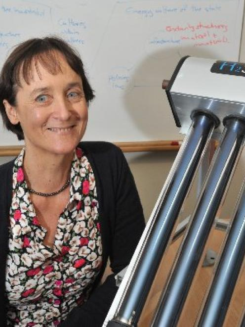 Dr Janet Stephenson, director of the Centre for Sustainability, University of Otago, says a...