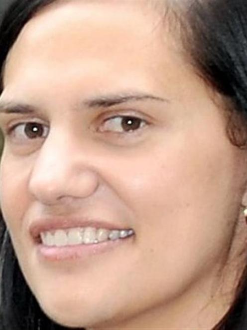 Dr Karyn Paringatai.