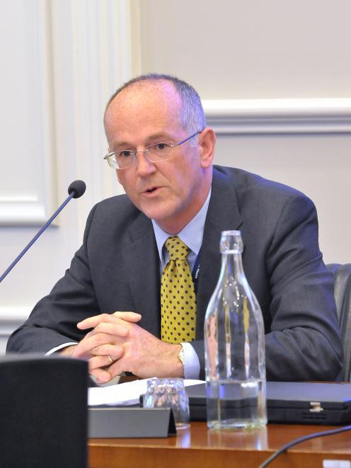 Dr Keith Reid