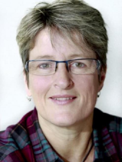 Dr Sue Bidrose.