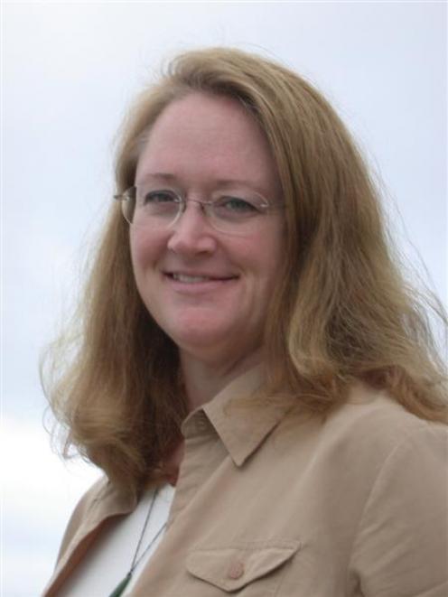 Dr Susan Krumdieck