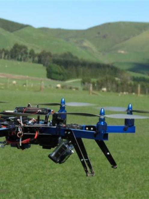 Drones and other remotely piloted aircraft systems have the potential to become useful...