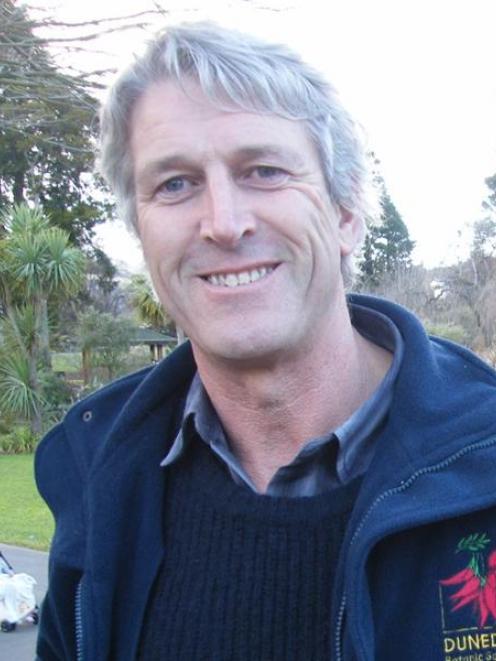 Dunedin Botanic Garden curator Alan Matchett will be celebrating the 150th anniversary of the...