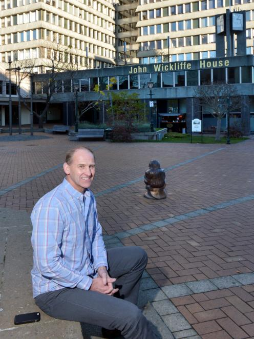 Dunedin businessman Tony Offen has formed a new group, Vibrant Exchange, to represent the area's...
