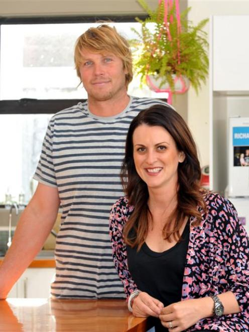 Dunedin couple Melissa and James Steiner reflect on their time in a reality television contest....