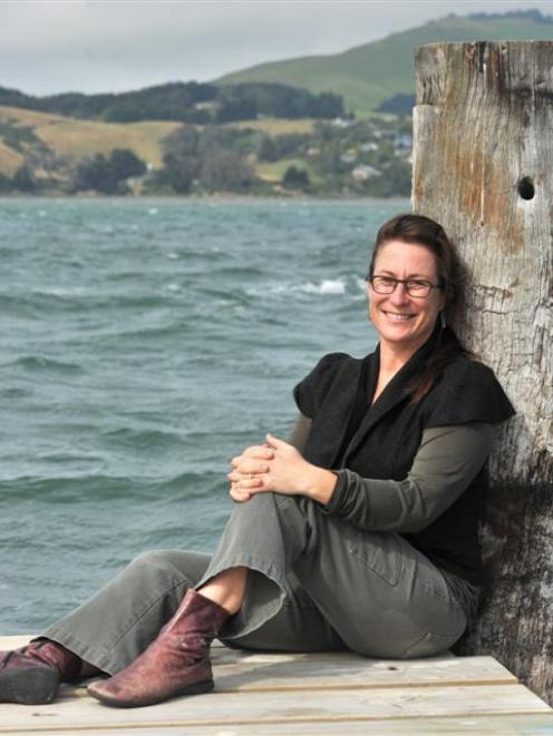 Dunedin environmental lawyer Maree Baker-Galloway, at St Leonards, is looking forward to helping...