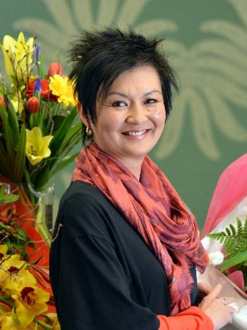 Dunedin lawyer Anita Chan reflects on becoming a Queen's Counsel. Photo by Peter McIntosh.