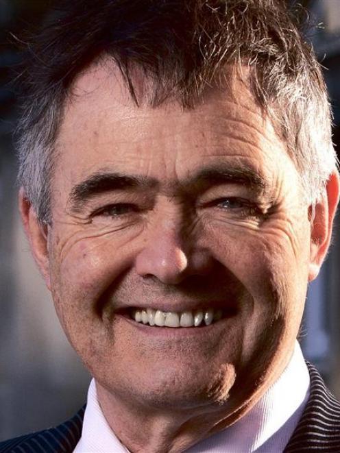 Dunedin Mayor Dave Cull