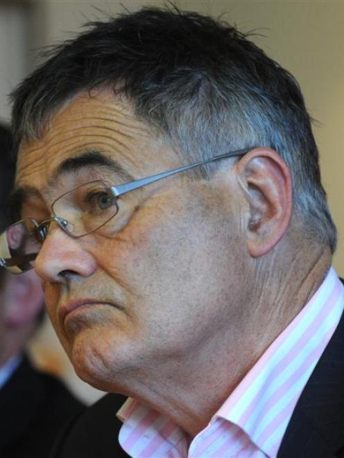 Dunedin Mayor Dave Cull.