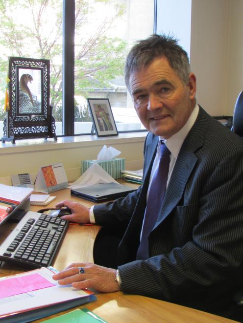 Dunedin Mayor Dave Cull believes a collaborative approach is the best way to tackle social...