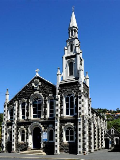 Dunedin parishes are facing some hard choices as rising costs to maintain and insure historic...