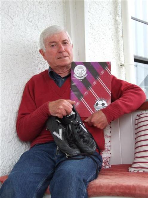 Dunedin Technical stalwart Jim Stenhouse will travel to Auckland to watch his club contest the...