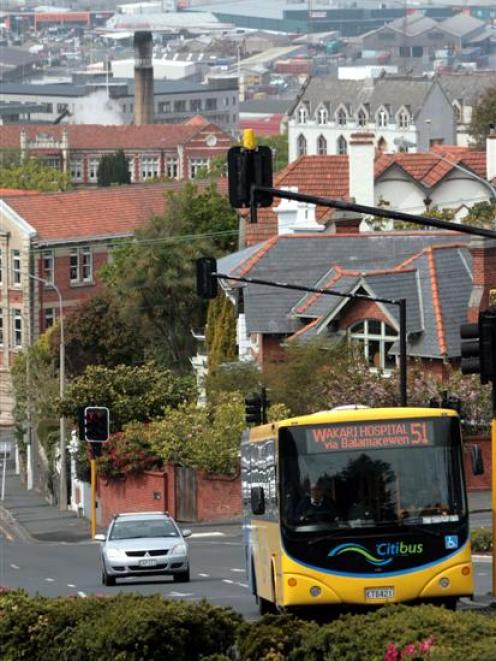 Dunedin was the only urban centre in Otago to meet air quality standards this year, thanks to...