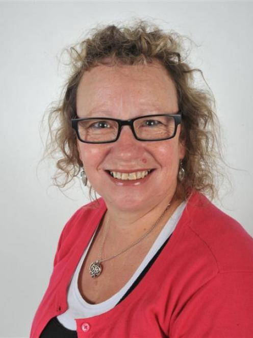 Dunedin woman Debbie Green. Photo by Gregor Richardson.