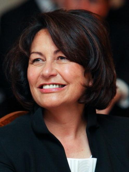 Education Minister Hekia Parata. Photo Getty
