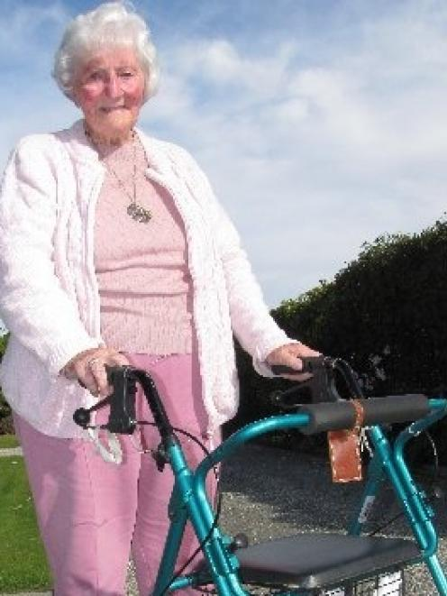 """Eileen Rawlings wants to """"give something back"""" after receiving hip replacements following years..."""