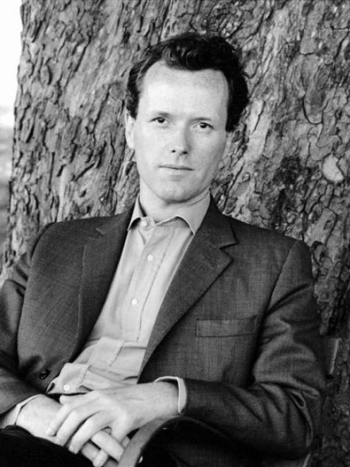 English author Edward St Aubyn, who was previously shortlisted for the Man Booker Prize,...