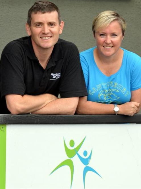 English couple Mark and Tracy Lamb have expanded their physiotherapy business since deciding to...