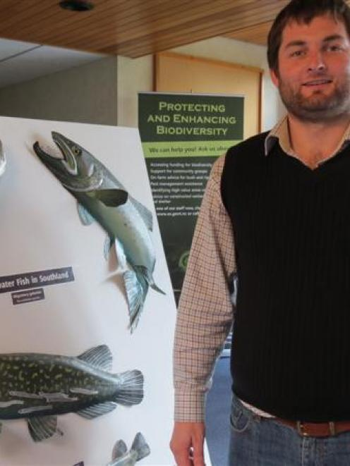 Environment Southland's science technical adviser Dr Andy Hicks sent out a question to holders of...