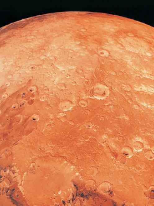 f life ever did exist on Mars, it is likely it would have been similar to organisms found in New...