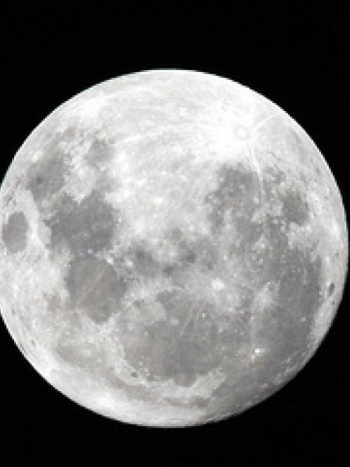 The moon will appear bigger and brighter as it's some 31 thousand miles closer than when it's...