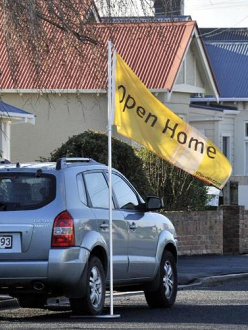Fewer properties are on the market as the new year starts. Photo by Gerard O'Brien.
