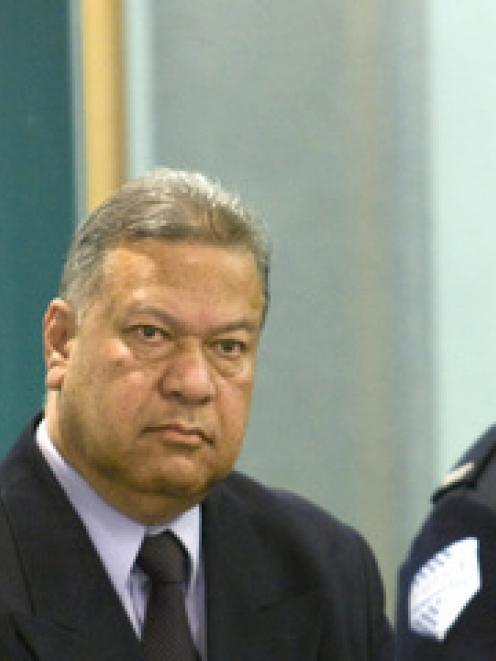 Former MP Taito Phillip Field