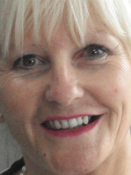 Fiona Cavanagh.