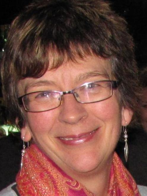 Fiona Woodham.